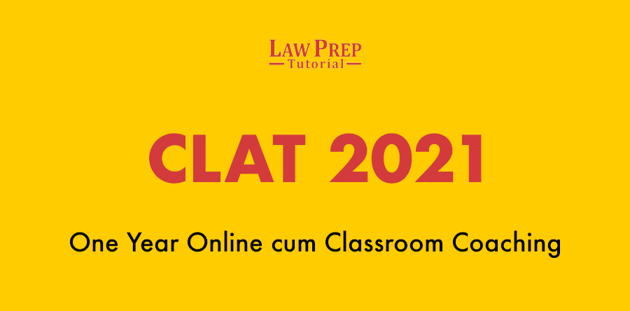 clat 2021 Online course