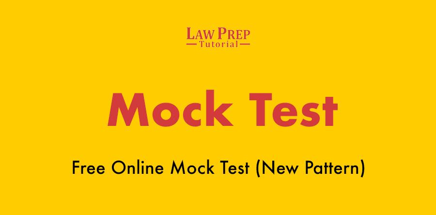 clat free mock test