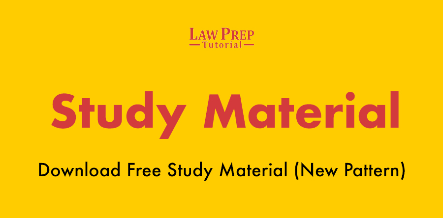 clat free study material