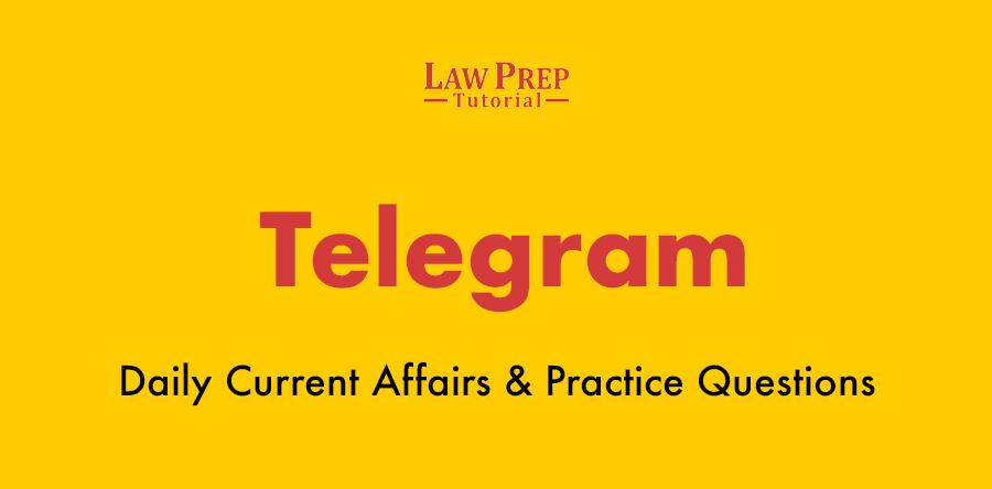 law prep telegram