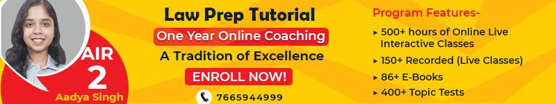 Enrol Now- CLAT Coaching