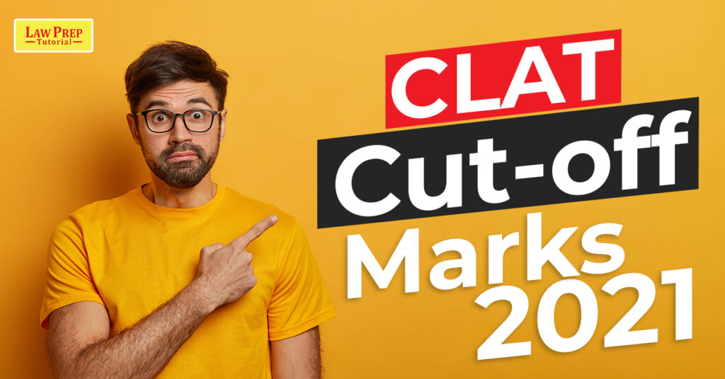CLAT 2021 cut-off
