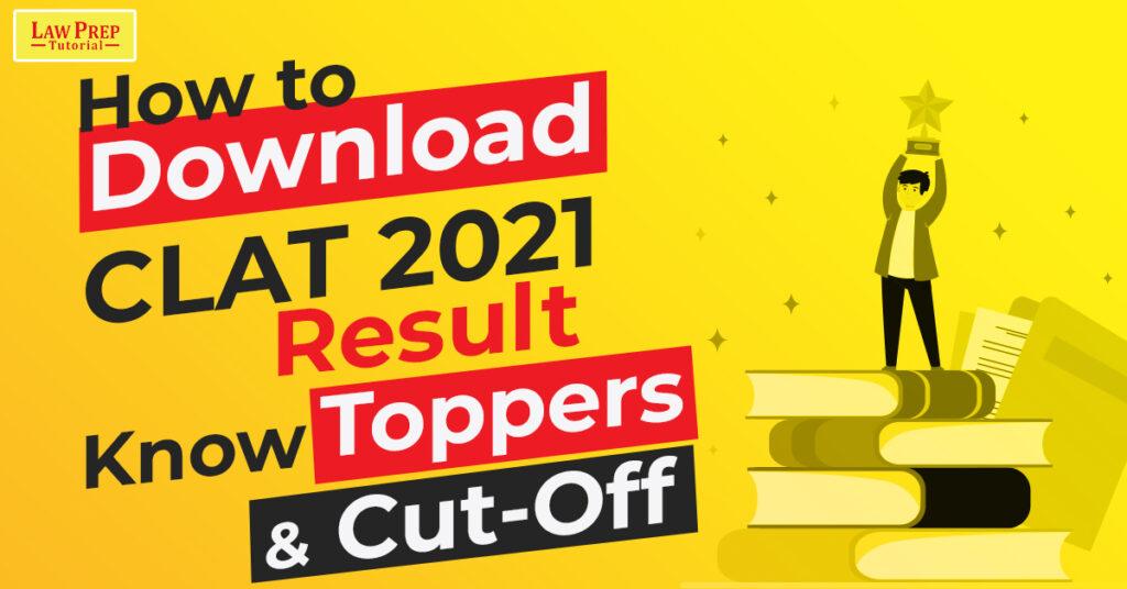 Download CLAT 2021 Result