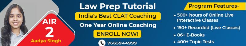 Clat 2022 Coaching
