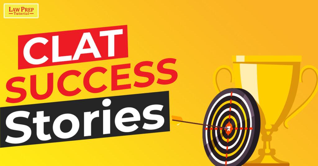 CLAT Success Stories