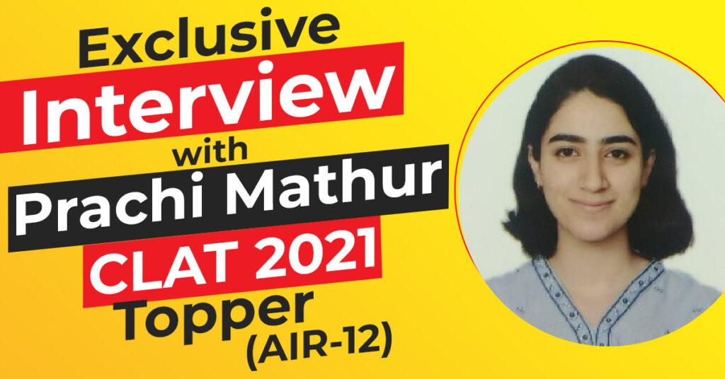 Exclusive Interview with Prachi Mathur