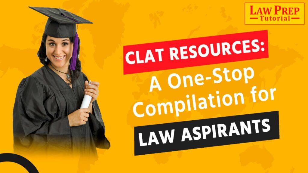 CLAT Resources