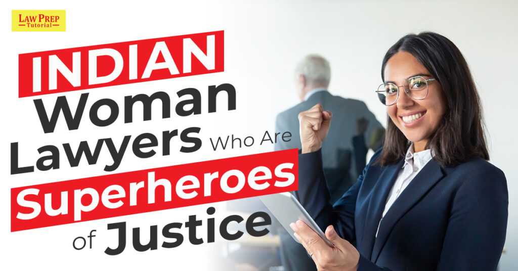 Indian Woman Lawyers