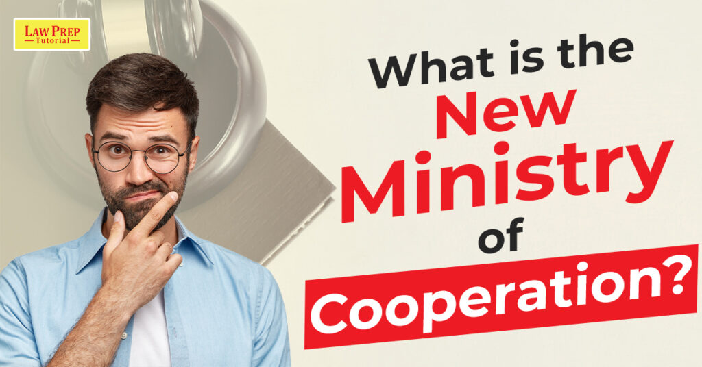 New Ministry of Cooperation