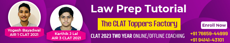 Best Coaching for CLAT